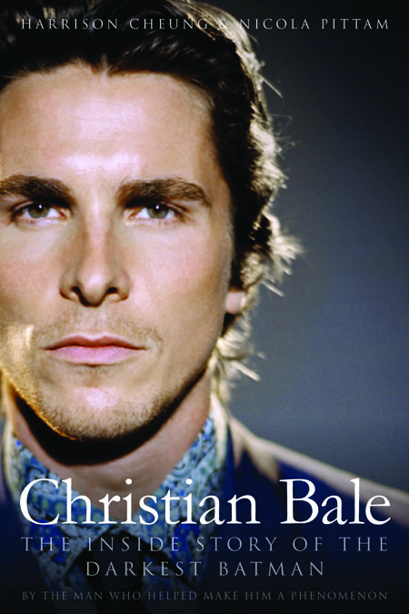 Christian Bale cover