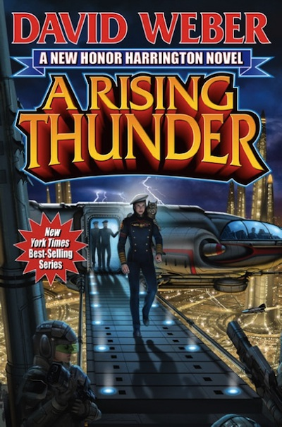 Honor Harrington Rising Thunder