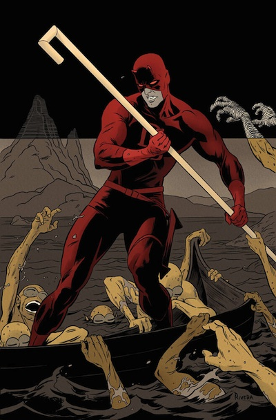 Daredevil 9 Cover