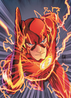 The Flash New 52