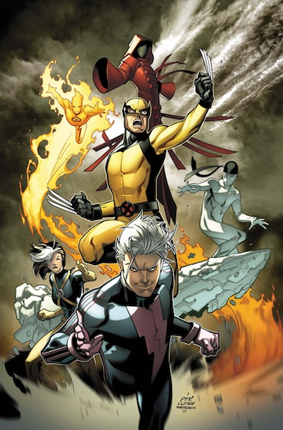 X-Men with Review