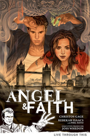 Angel  Faith 1 TPB