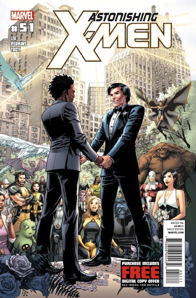 Astonishing X-Men 51