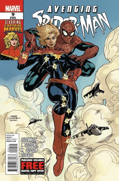 Avenging Spider-Man 9