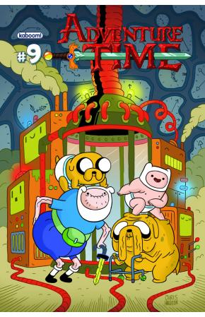 Adventure Time 9