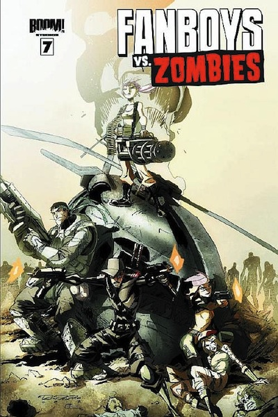 Fanboys vs Zombies 7