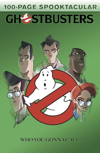 Ghostbusters 100PageSpooktacular