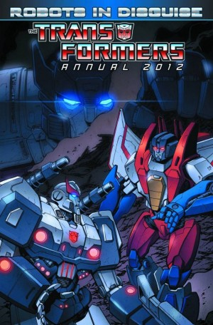Robots in Disguise annual