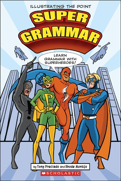 SuperGrammar bookcover
