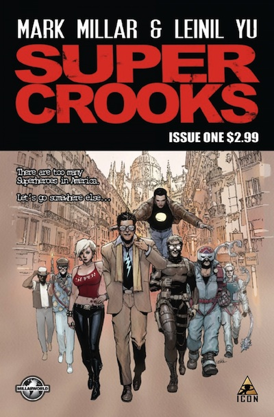 Super Crooks 1