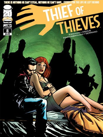 Thief of Thieves 8