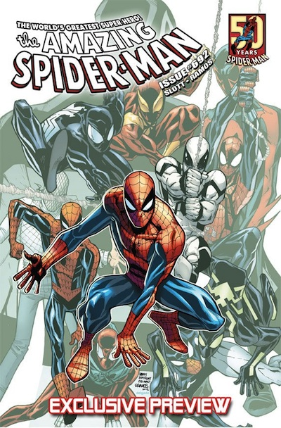 Amazing Spider-Man 692