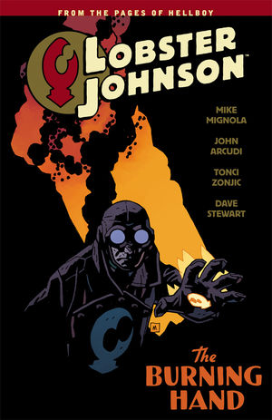 Lobster Johnson V2