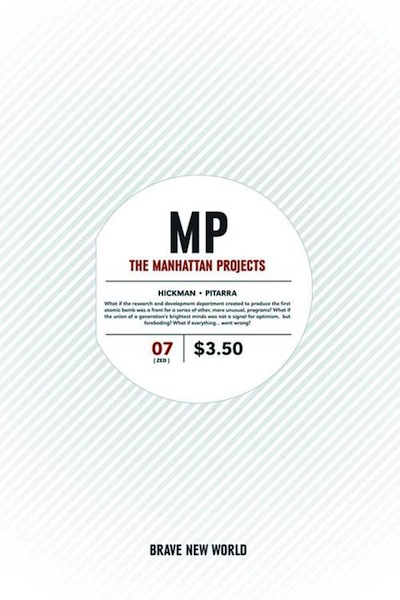 The Manhattan Projects 7