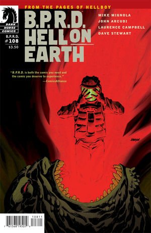 BPRD Hell on Earth 108