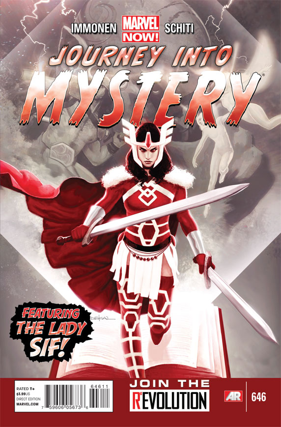 Journey into Mystery 646 Marvel NOW