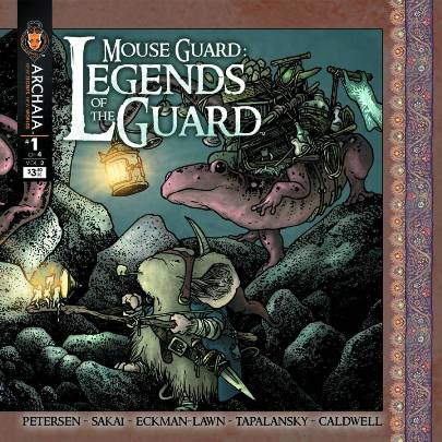 Mouse Guard Legend V2