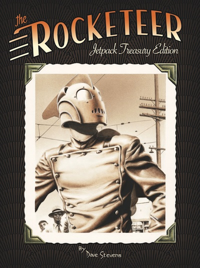 Rocketeer Jetpack Treasury Edition