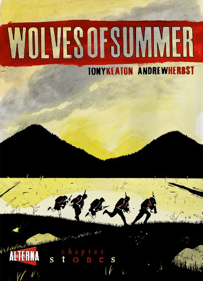 Wolves of Summer 1 Cover