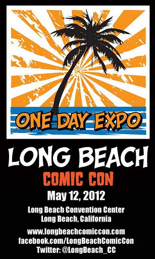 Long Beach Comic Expo 2012