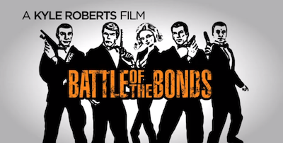 Battle of the Bonds cover