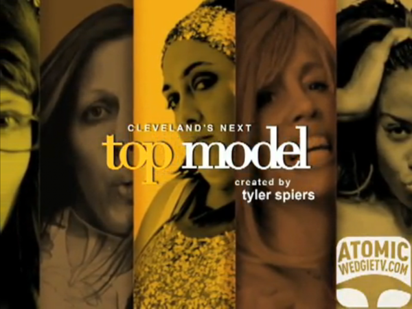 Clevelands Next top Model slide