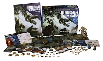 Dungeon Command Curse of the Undeath