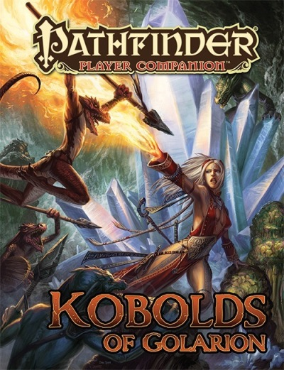 Pathfinder Player Companion Kobolds of Golarion