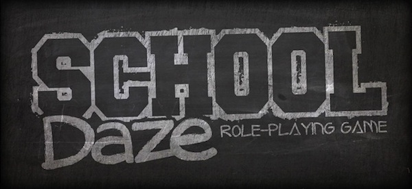 School Daze RPG slide