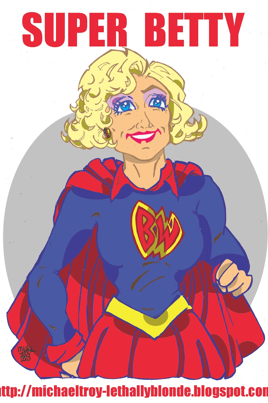 SUPERBETTY