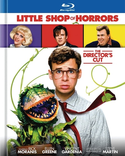 Little Shop of Horros Blu-ray