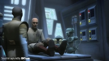 The Clone Wars deception image