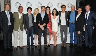 The Newsroom Paley