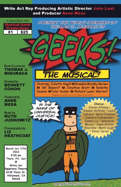Geeks The Musical
