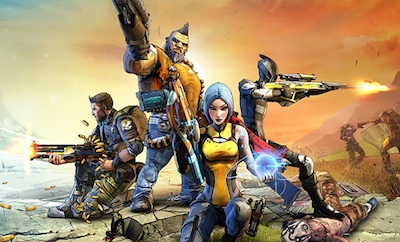 Borderlands2 with Review