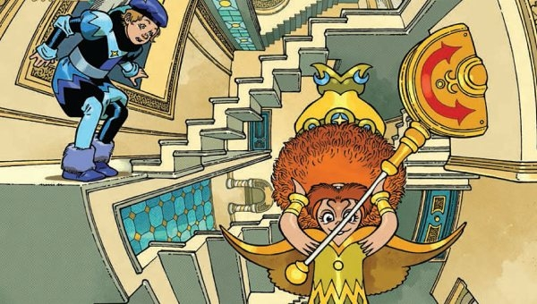 'Little Nemo: Return to Slumberland #3' – Advance Comic Book Review