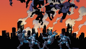 'TMNT Ongoing #77:' Advance Comic Book Review