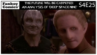 The Future Will Be Carpeted: An Analysis of 'Deep Space Nine (S4E25)'