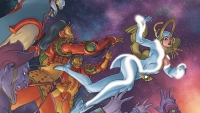 'Lightstep #1:' Comic Book Review