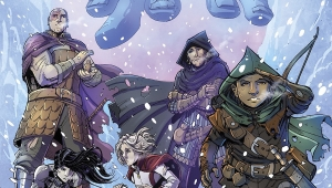 'Dungeons & Dragons: Frost Giant's Fury #1' - Advance Comic Book Review