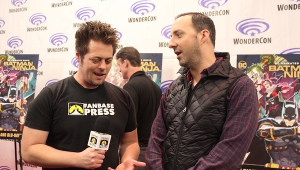 WonderCon 2018: Tony Hale on What Drives the Joker in 'Batman Ninja' and More!