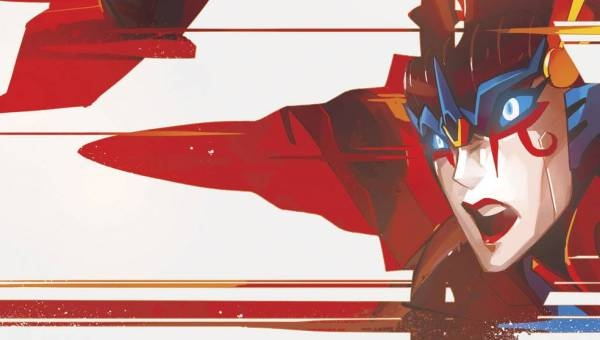 'Transformers: Windblade #4' – Advance Comic Book Review