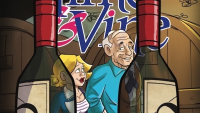 'Time & Vine #1:' Comic Book Review