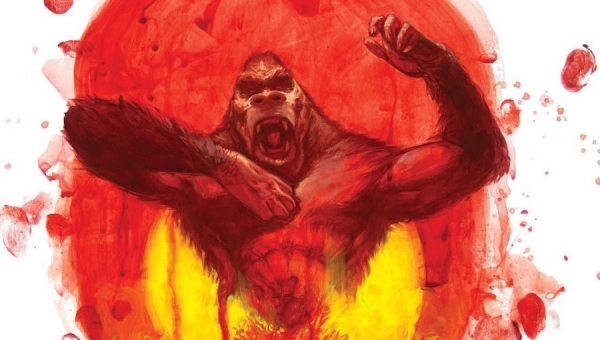 SDCC 2017: Writer Phillip Kennedy Johnson Takes on 'Kong: Gods of Skull Island'