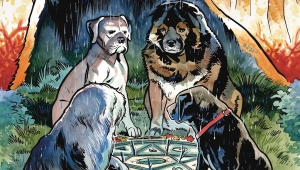 'Beasts of Burden #1:' Advance Comic Book Review