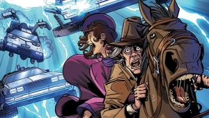 'Back to the Future #5:' Comic Book Review
