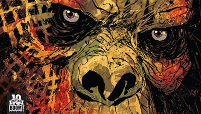 'Dawn of the Planet of the Apes #3:' Advance Comic Book Review