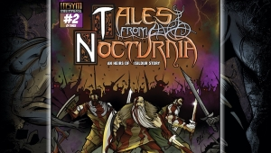 'Tales from Nocturnia #0-2:' Comic Book Review