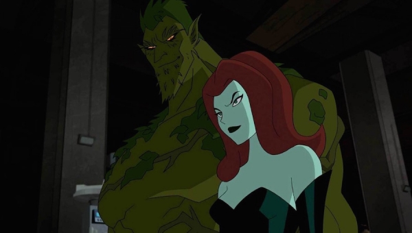 SDCC 2017: Paget Brewster Is Poison Ivy in 'Batman and Harley Quinn'