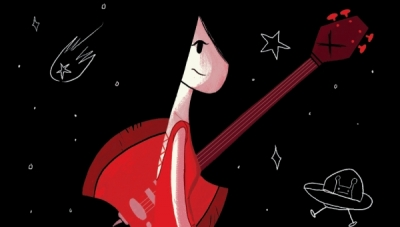 'Adventure Time: Marceline Gone Adrift #1' – Advance Comic Book Review (Any Other Basically Impossible Requests?)